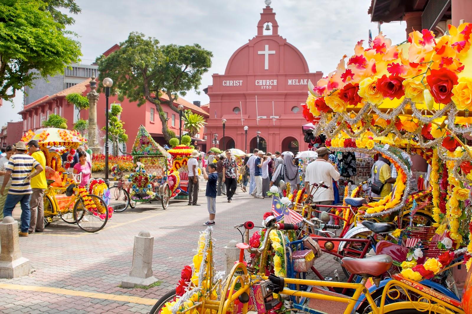 Туризм в Малайзии, Отдых в Малайзии