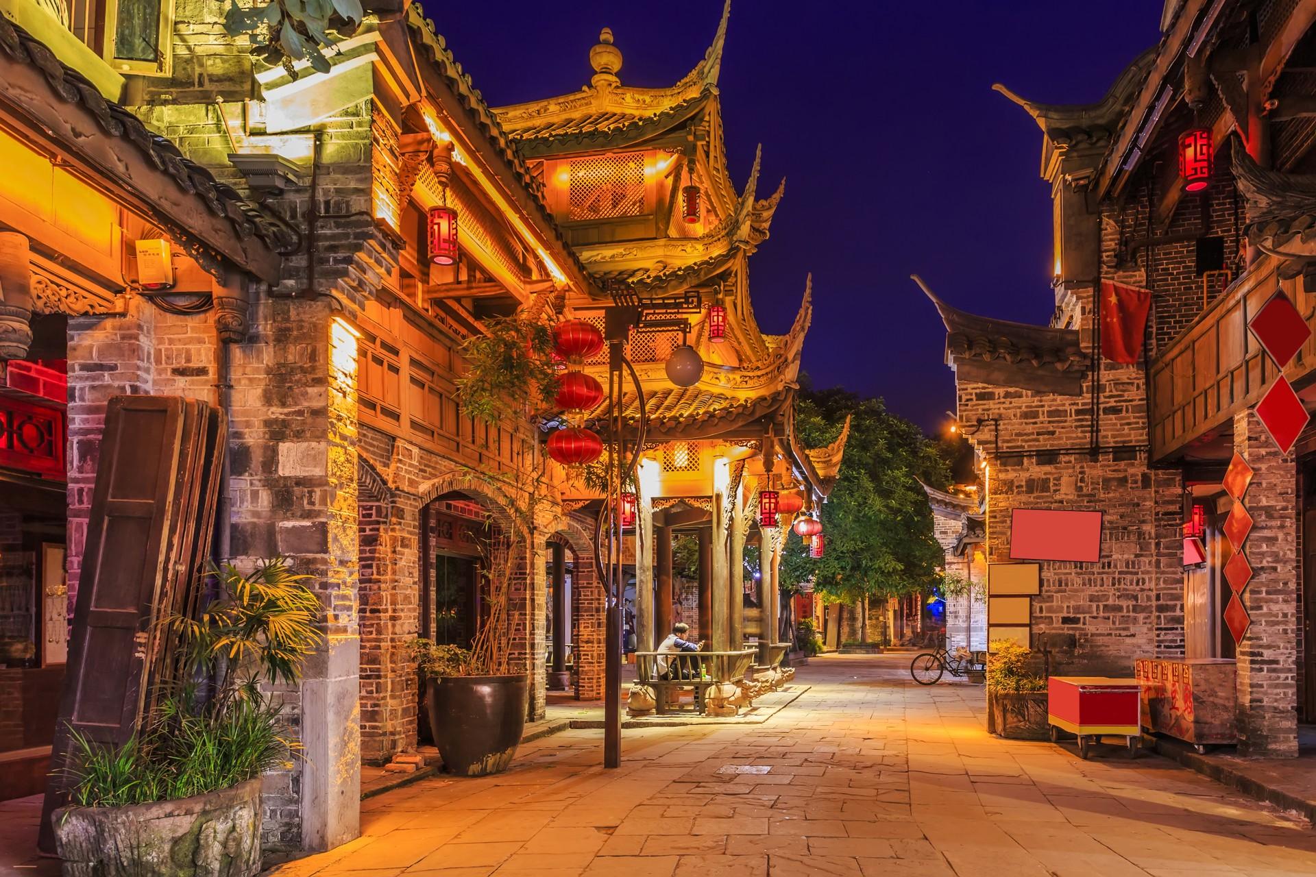 Что посмотреть в Чэнду (Китай)