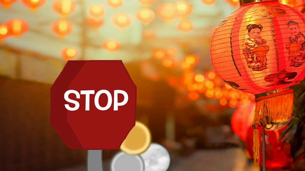 Как туристу вести себя в Китае