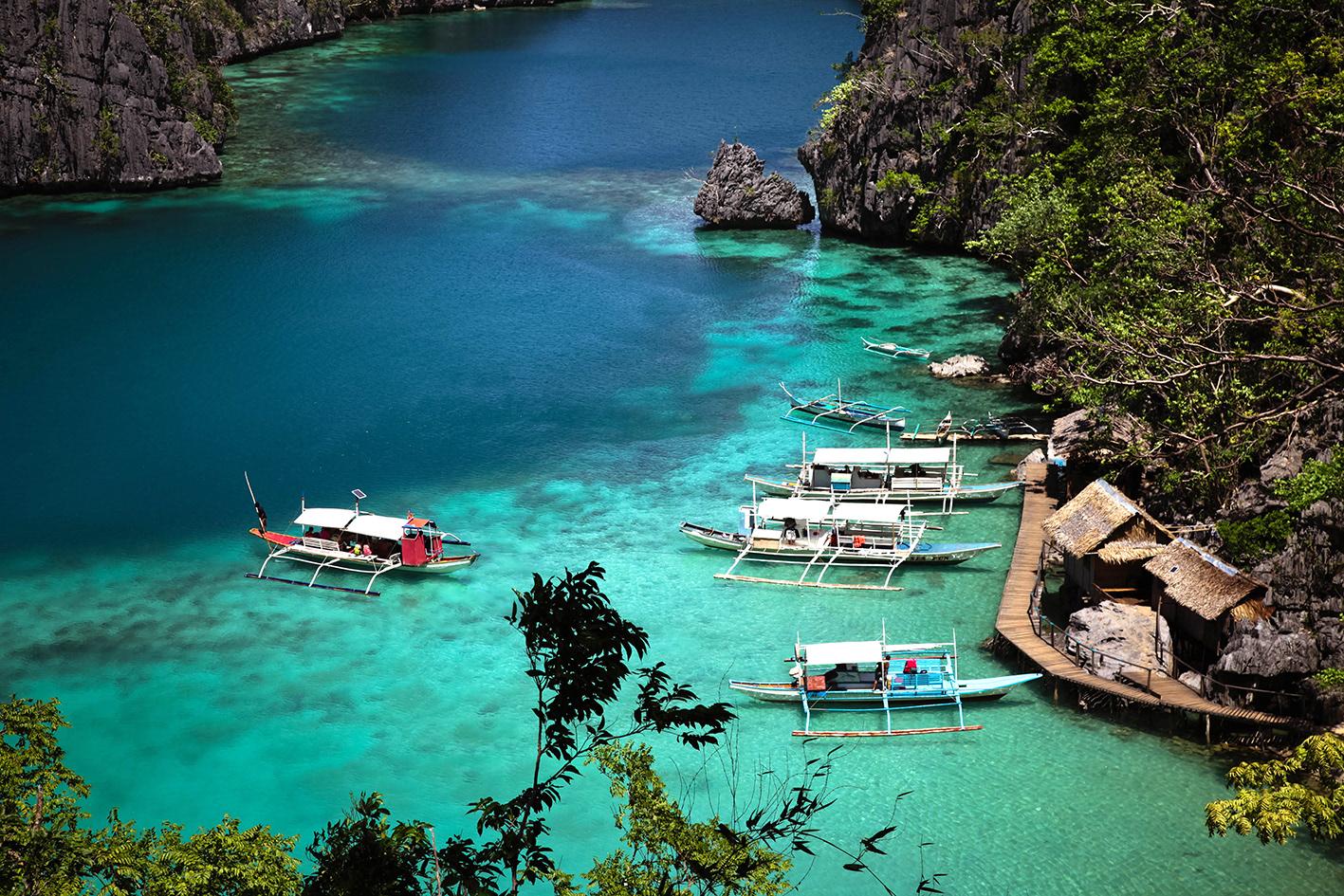 Что посмотреть на острове Корон, Филиппины