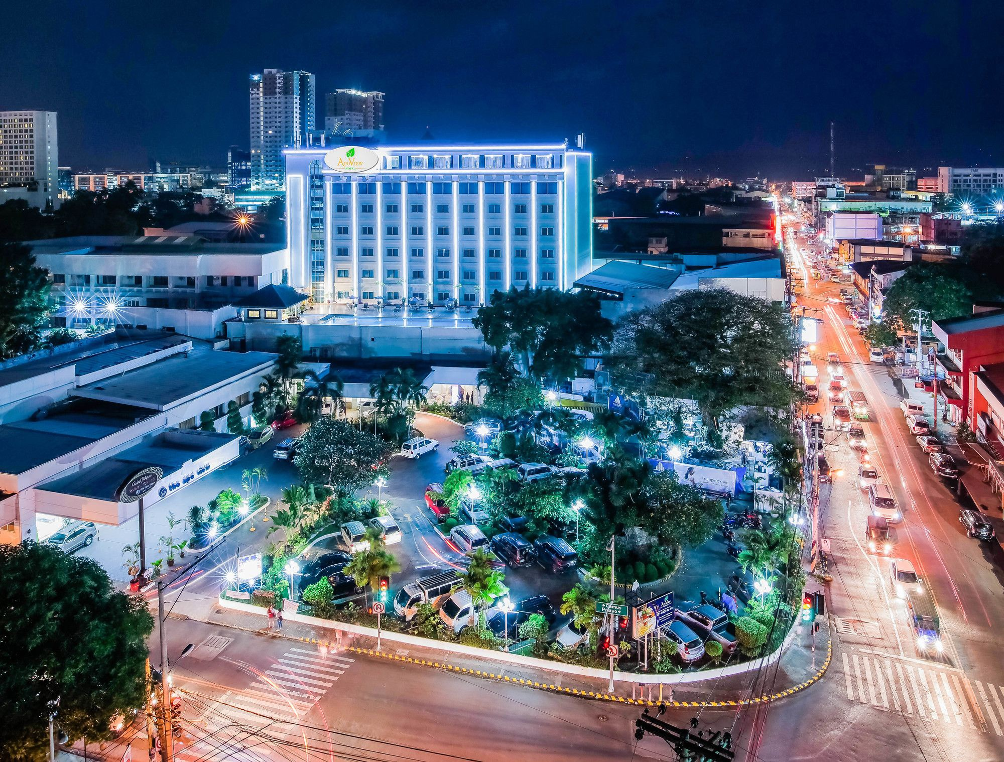 Развлечения в городе Давао на Филиппинах
