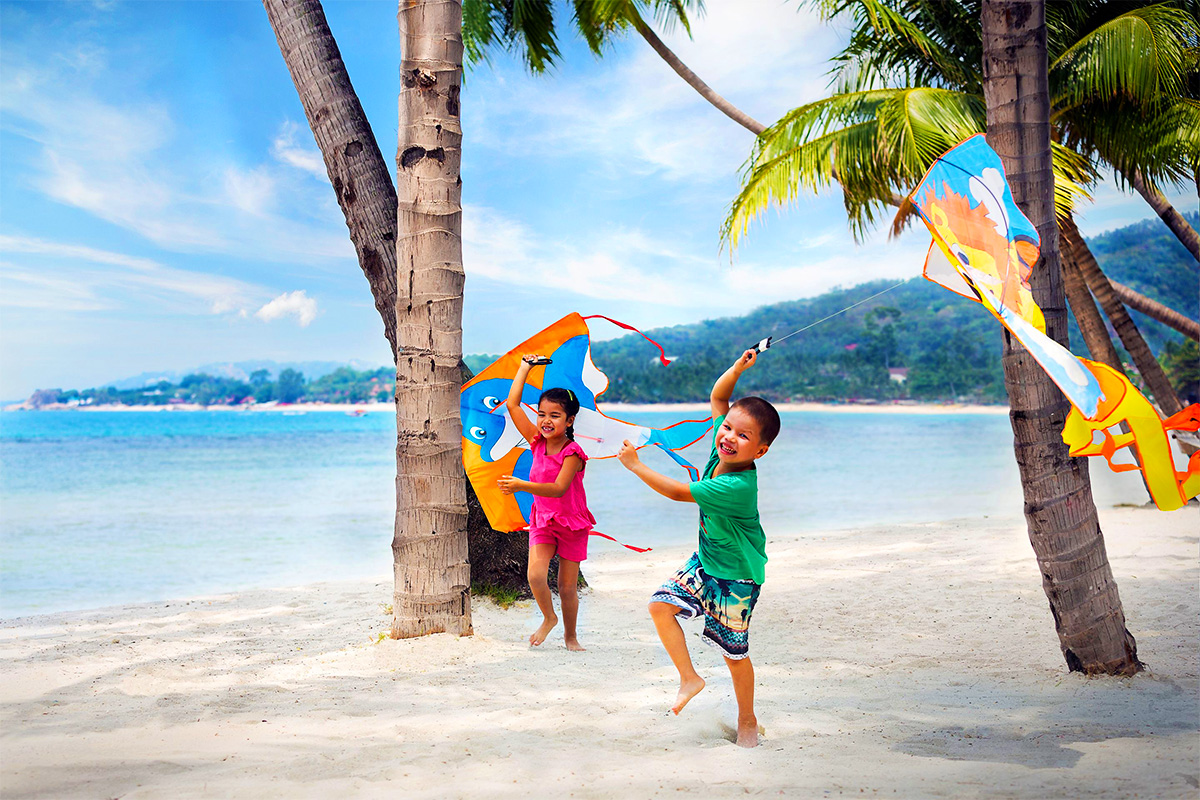Отдых с детьми на Самуи в Таиланде