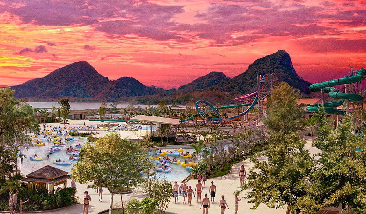 Аквапарк Рамаяна в Таиланде