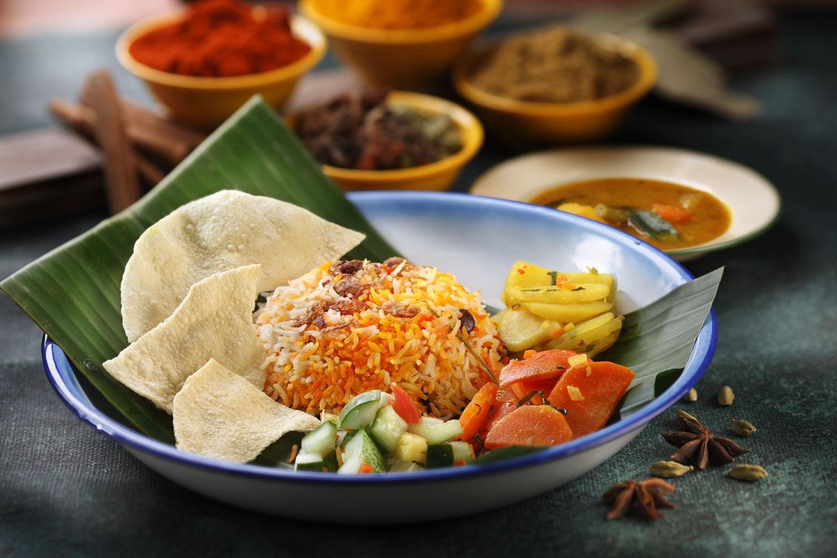 Кухня в Сингапуре