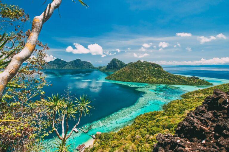 Морской Парк Тун Сакаран в Малайзии