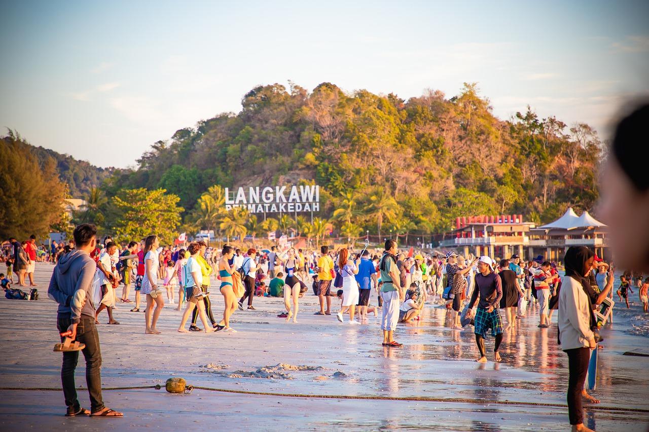 Как туристу добраться до острова Лангкави в Малайзии