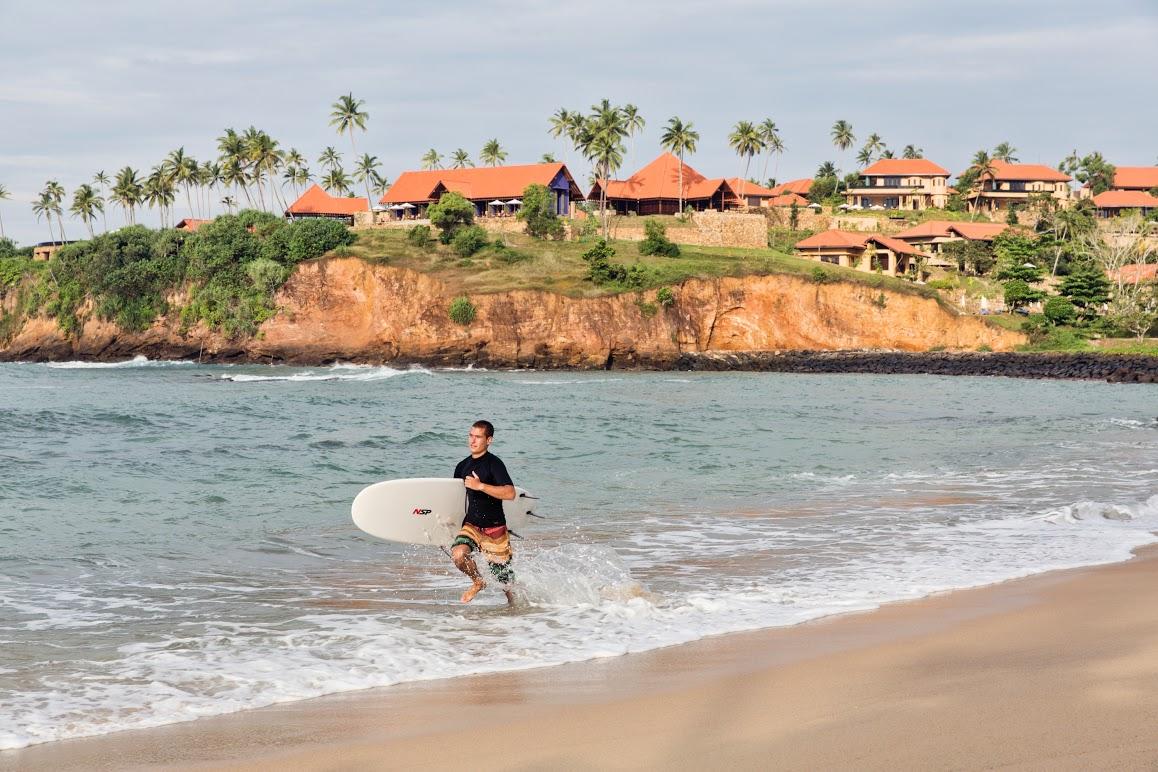 Достопримечательности и пляжи Велигамы (Шри-Ланка)