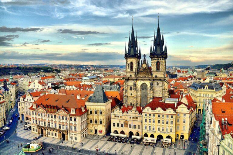 Пражский Град в Праге (Чехия)