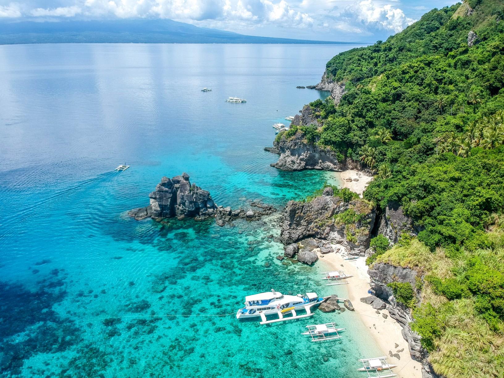 Остров Негрос на Филиппинах