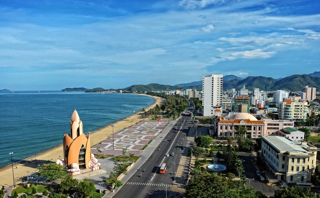 Пляж Нячанга, Вьетнам