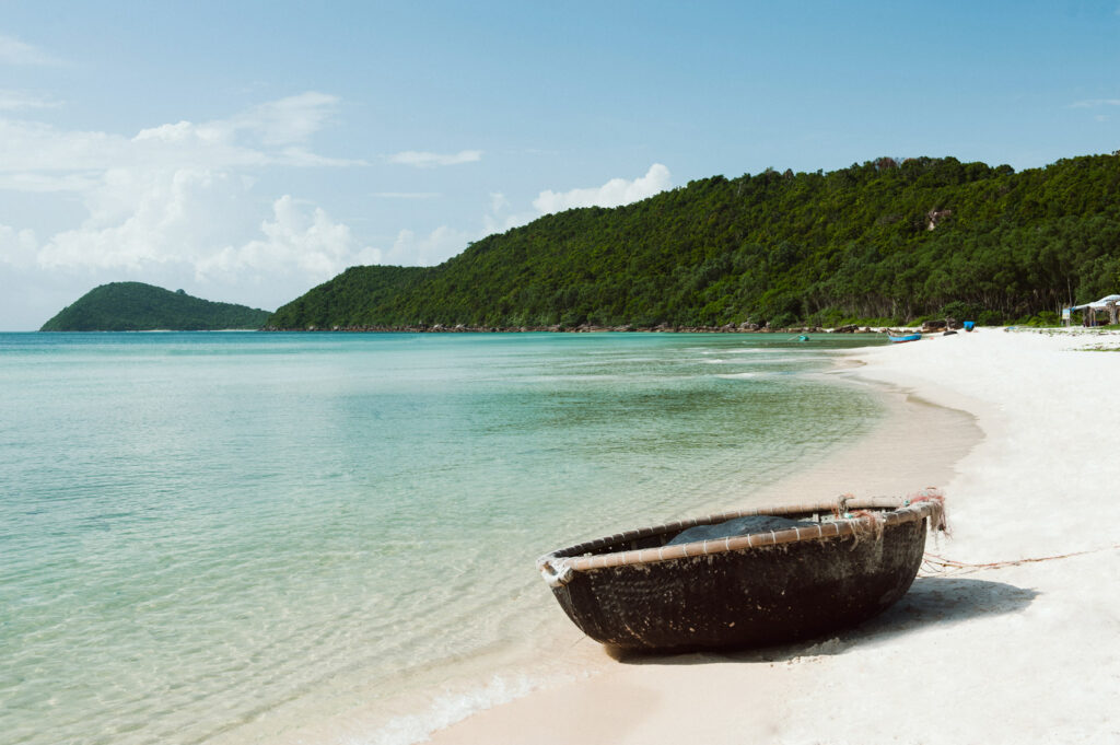 Пляж Фукуок во Вьетнаме