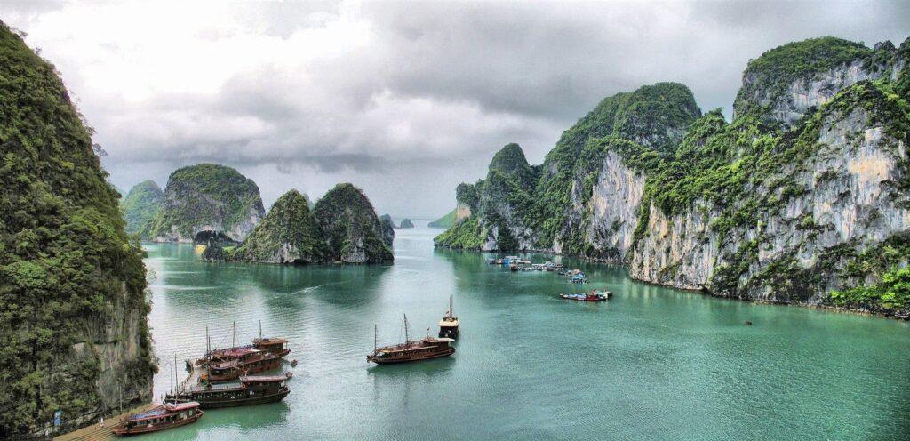Лучший сезон для отдыха во Вьетнаме