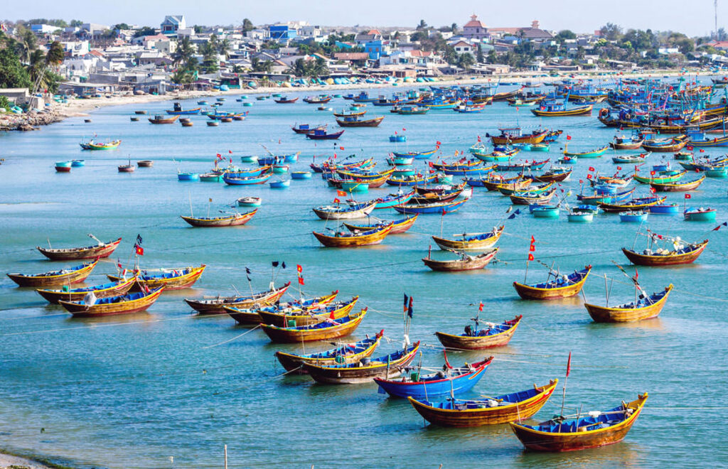 Курорт Фатьет во Вьетнаме