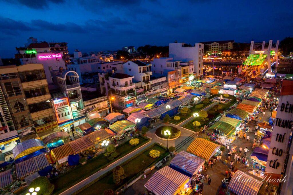 Развлечения на Фатьете, Вьетнам