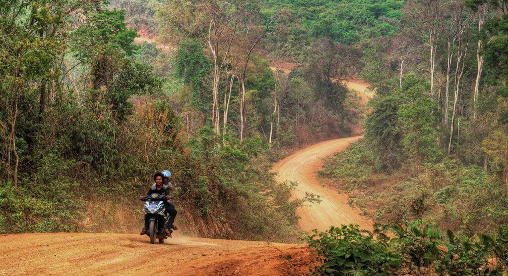 Экскурсии в Камбодже - Банлунг