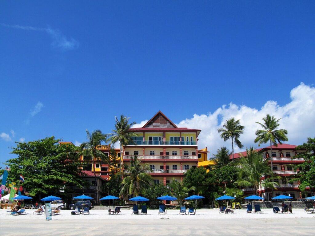 Самые чистые пляжи Лангкави - Ченанг Бич