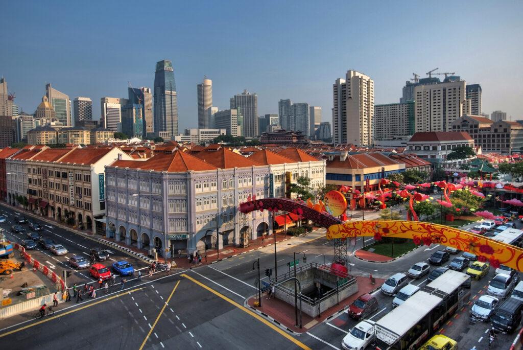 Интересные кварталы Сингапура для туристов