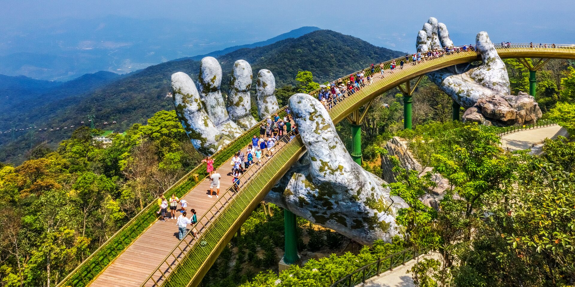 Что посмотреть в Дананге, Вьетнам