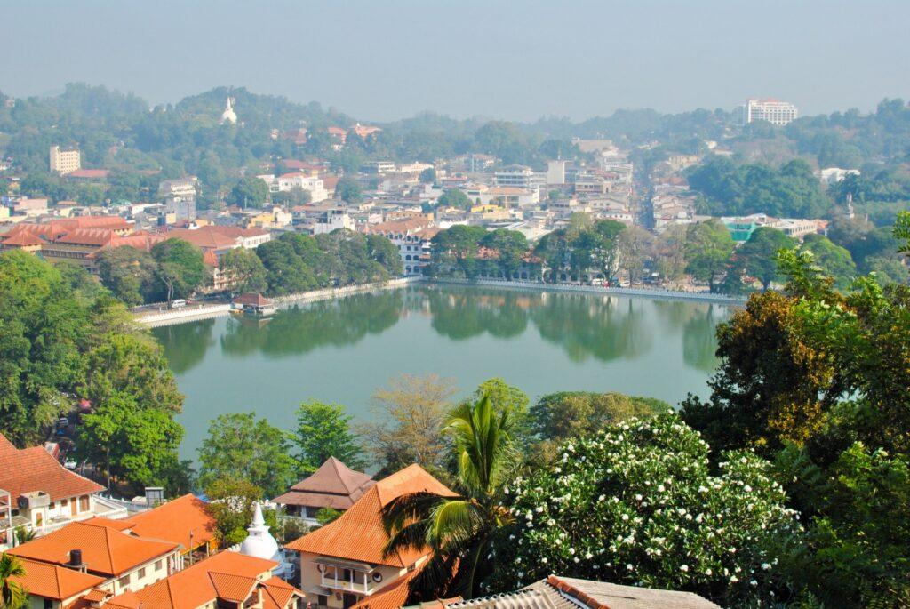 Что посмотреть в городе Канди (Шри-Ланка)