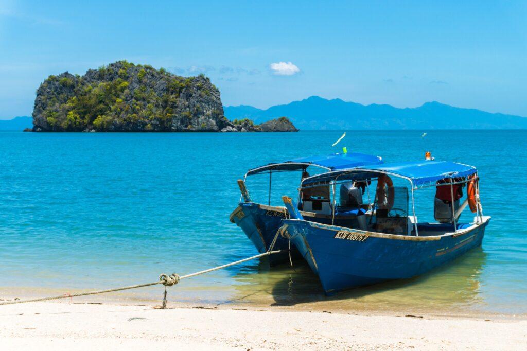 Как добраться до Лангкави с острова Пенанг