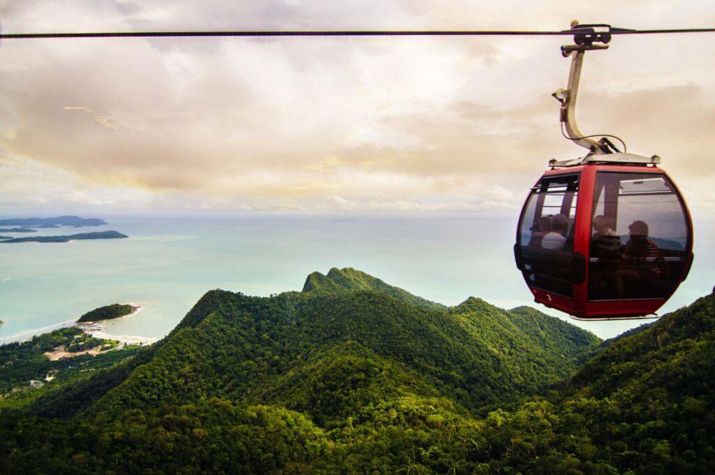 Развлечения для туристов на Лангкави