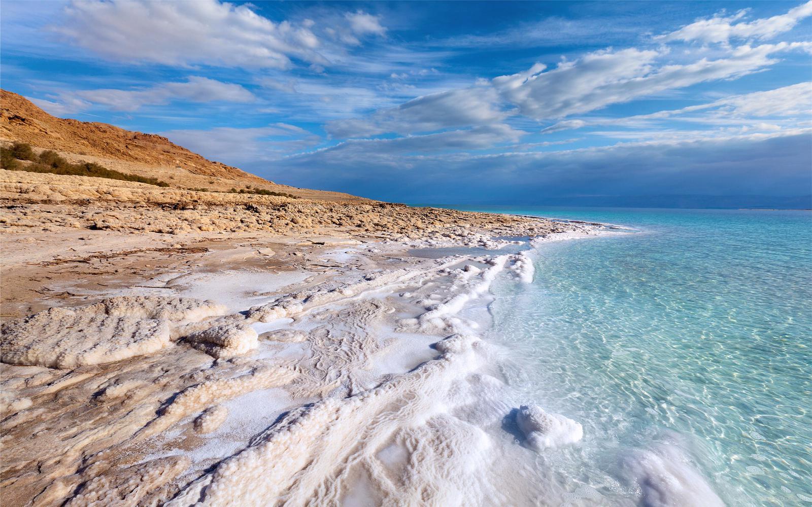 Отдых на Мертвом море в Иордании