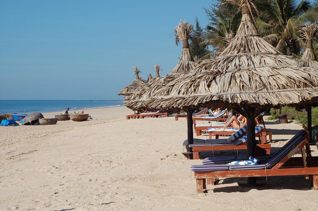 Пляжи региона Муйне, Вьетнам