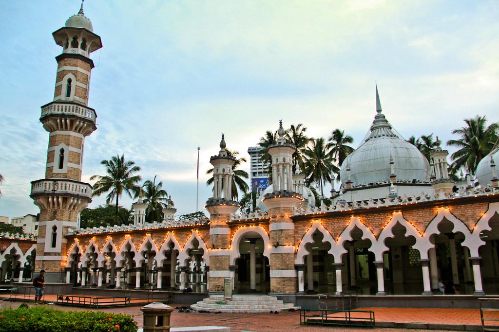 Мечеть в китайском квартале Сингапура