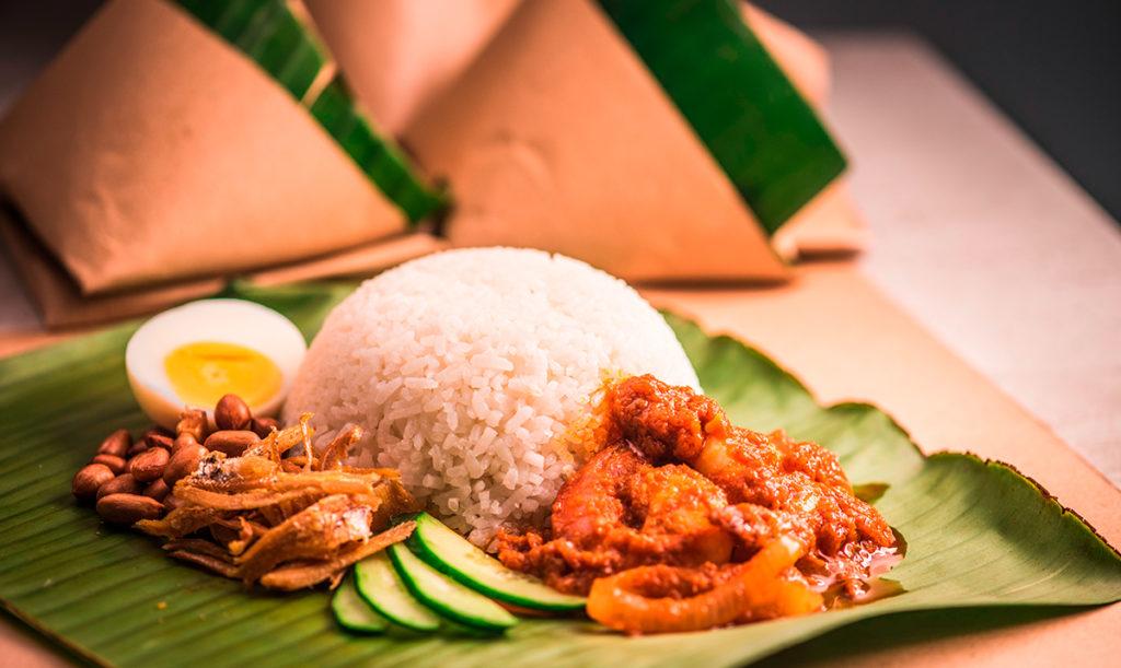 Национальные блюда в Малайзии