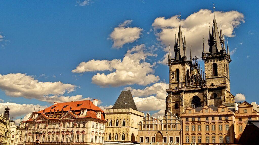 Экскурсии в Пражский Град в Чехии