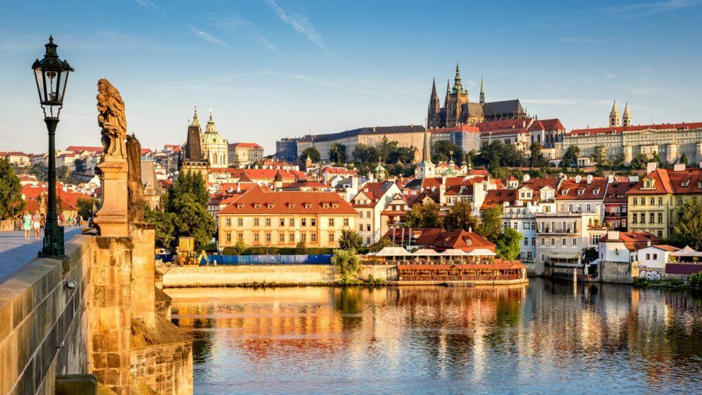 Достопримечательности Пражского Града в Чехии