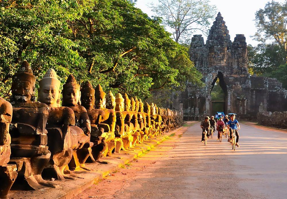 Достопримечательности Камбоджи - Сием Рип