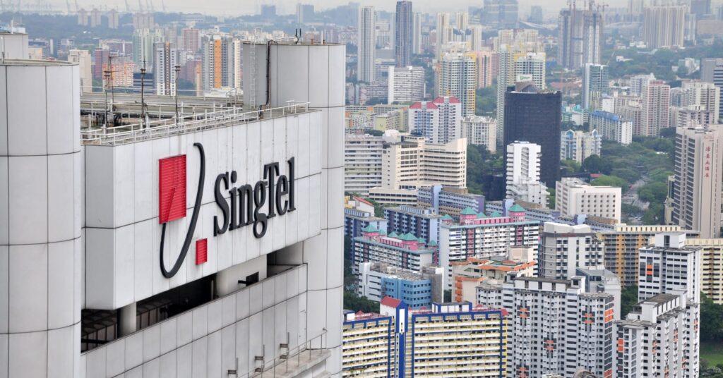 Мобильные операторы в Сингапуре