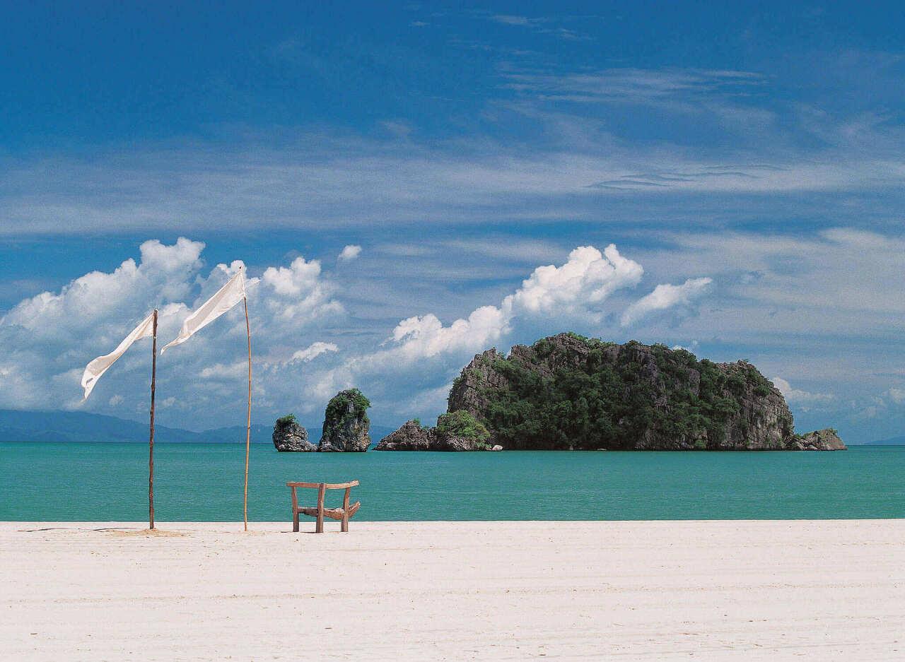 Лучшие пляжи Лангкави - Tanjung Rhu
