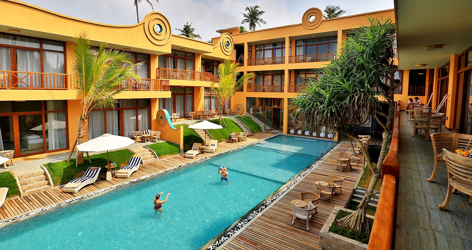 Лучшие отели в Унаватуне (шри-Ланка)