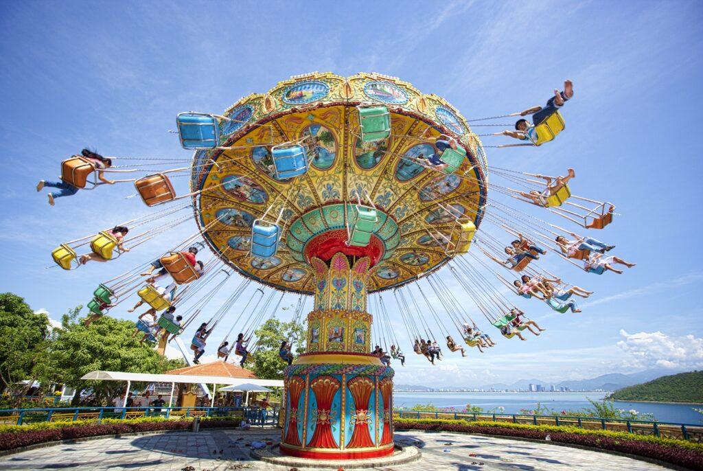 Винперл Лэнд - парк развлечений в Нячанге, Вьетнам