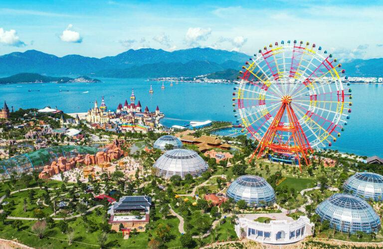 Venpearl Land - парк развлечений во Вьетнаме