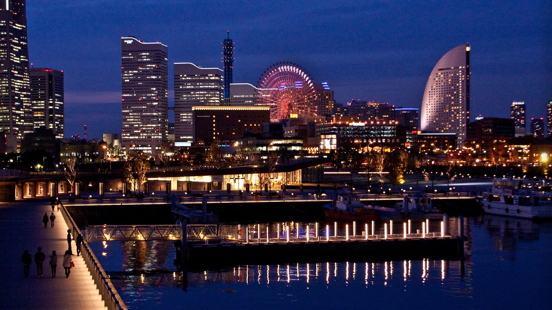 Что посмотреть в городе Йокогама