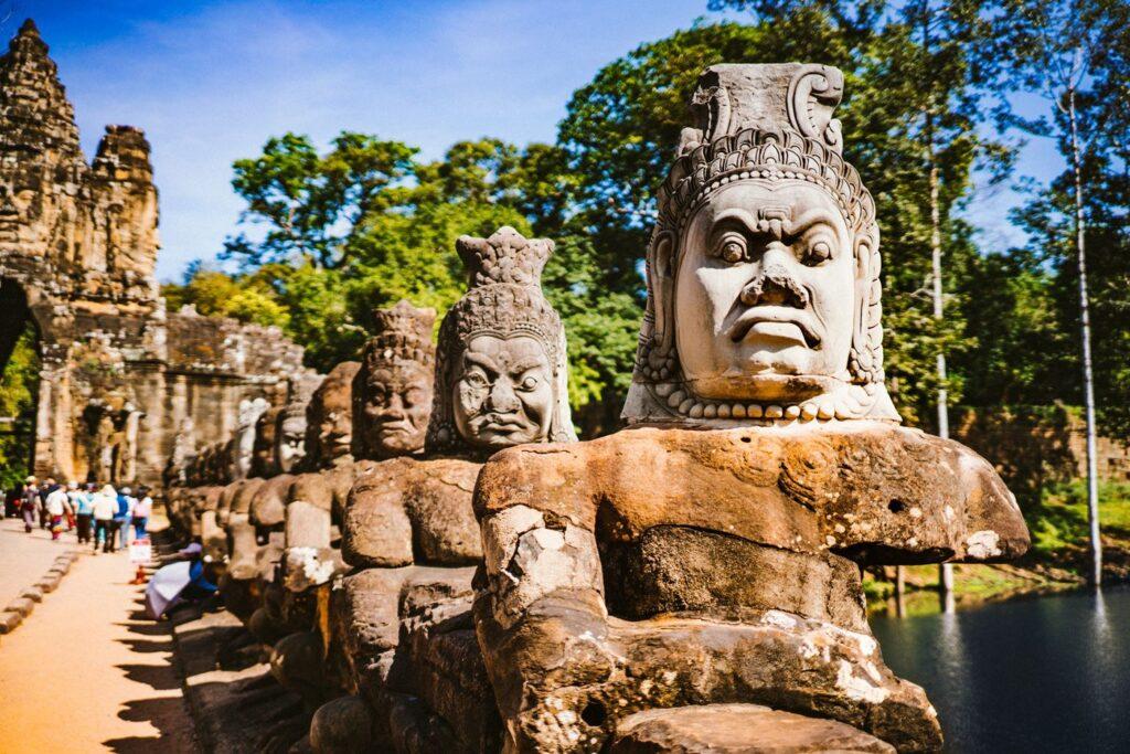 Храм Ангкор Ват в Камбодже - как добраться