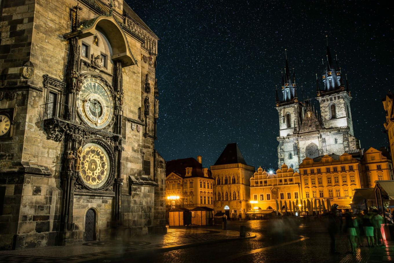 Куда сходить в Праге туристу