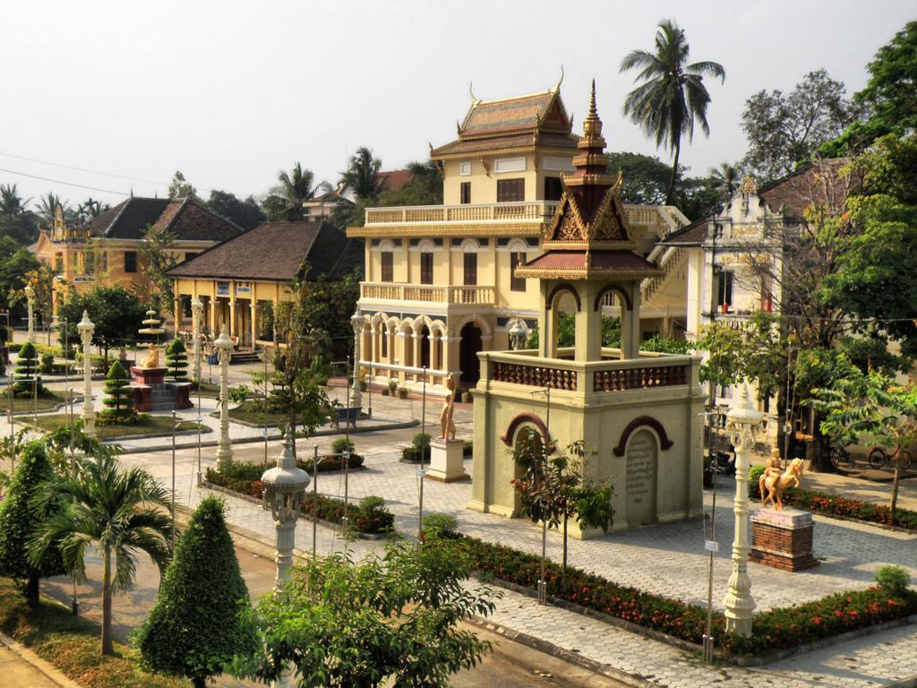 Город Баттамбанг, Камбоджа