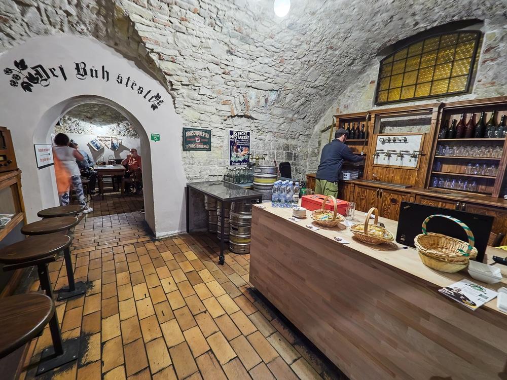 Музей пива в Праге