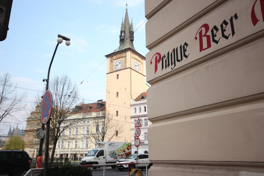 Как добраться до Музея пива в Праге