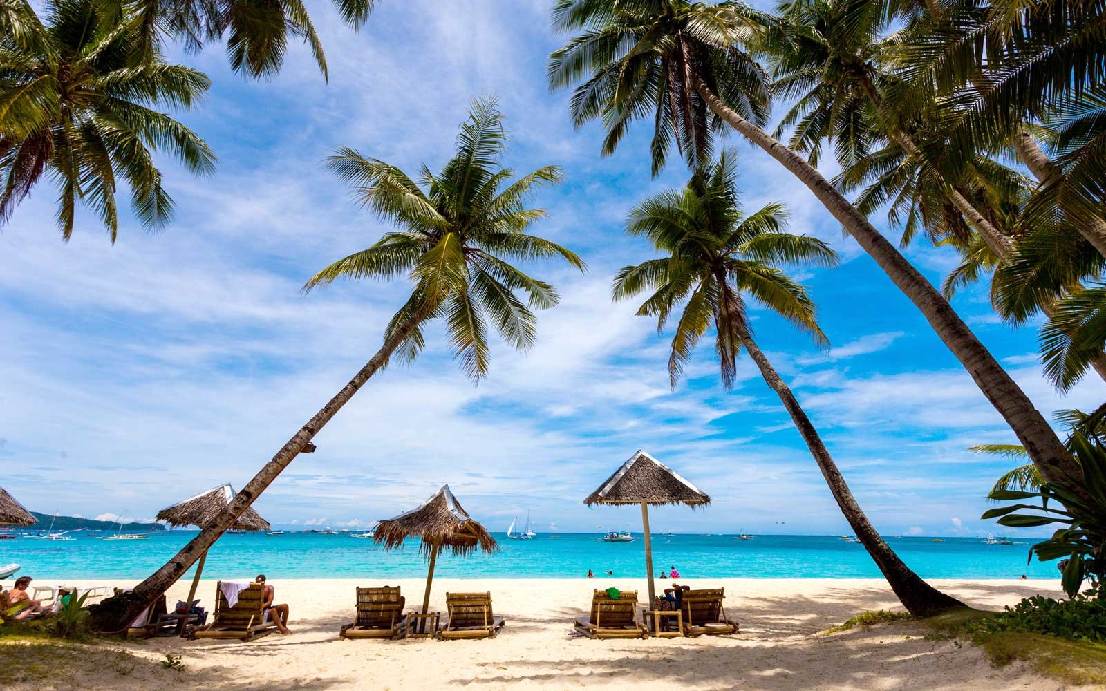 Лучшие пляжи острова Барокай, Филиппины