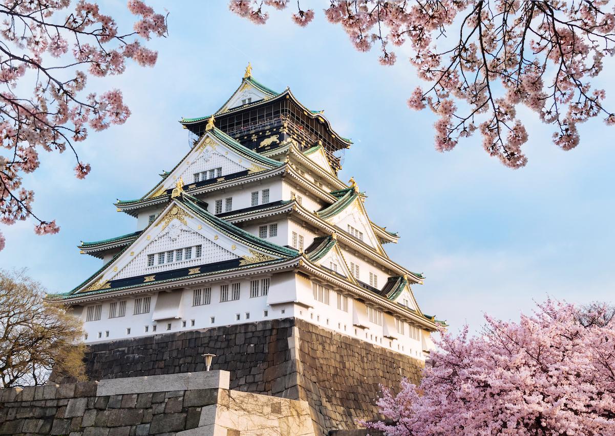 Знаменитые замки Японии