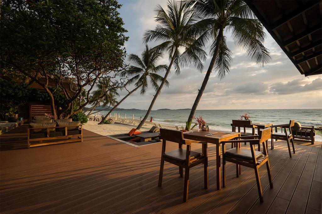 Пляж Северный Чавенг на острове Самуи в Таиланде