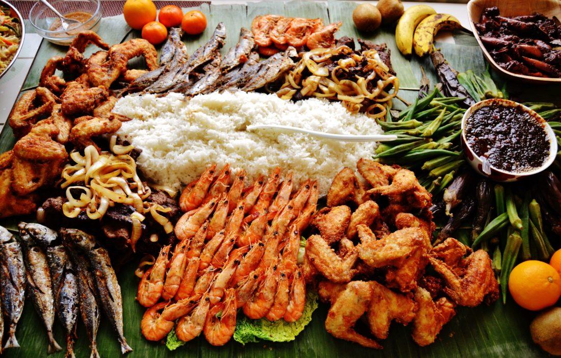Национальная кухня на Филиппинах