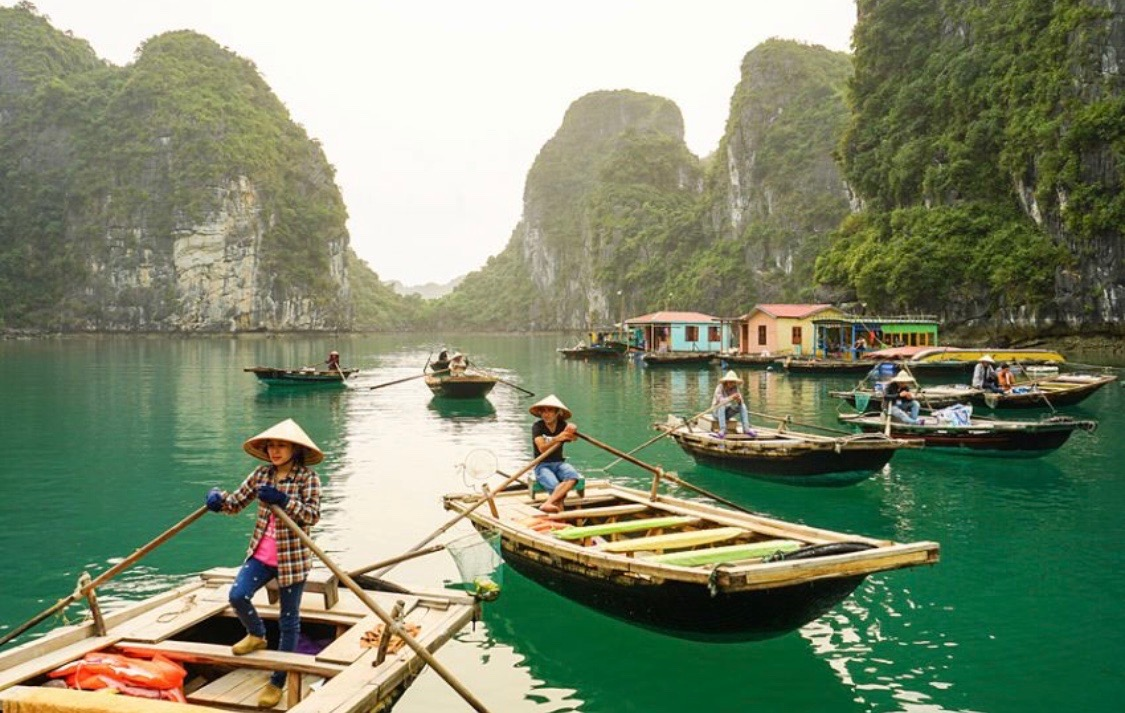 Отдых в Ханое, Вьетнам фото