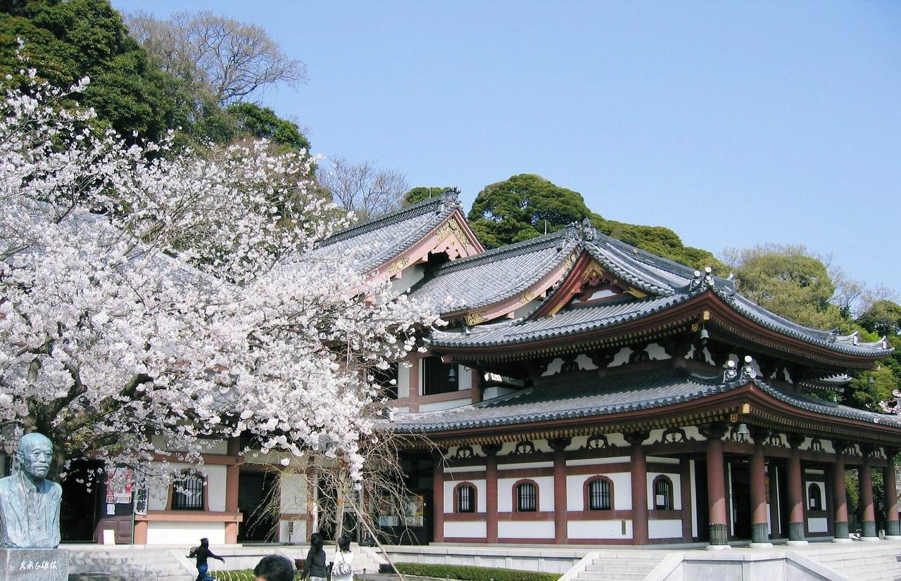 Достопримечательности Камакуры, Япония