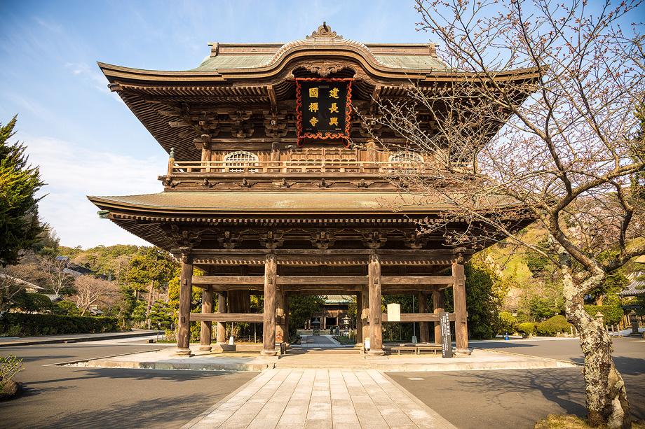 Город Камакура и его достопримечательности